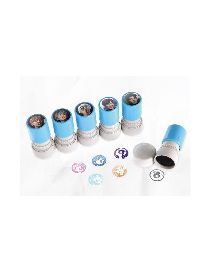 DAY6 Every DAY6 Concert in JULY Concert Goods - STAMP Set