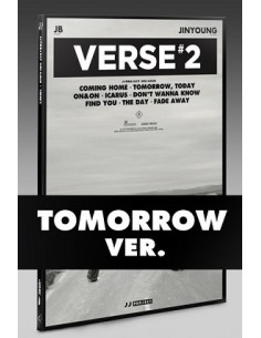 JJ Project - VERSE 2 (TOMORROW Ver) CD