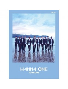 WANNA ONE 1st Mini Album - CD (Sky Version) + Poster