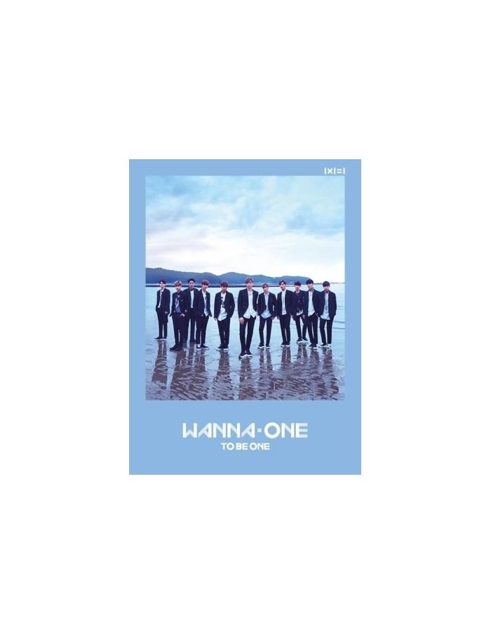 WANNA ONE 1st Mini Album - CD (Sky Version) + Poster