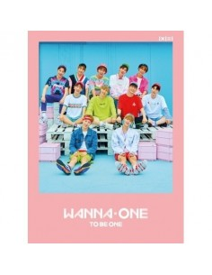 WANNA ONE 1st Mini Album - CD (Pink Version) + Poster