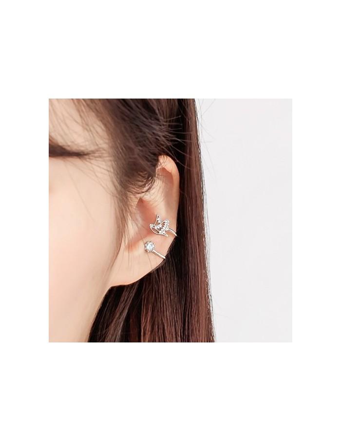 [AS316] Diana Ear-cuff