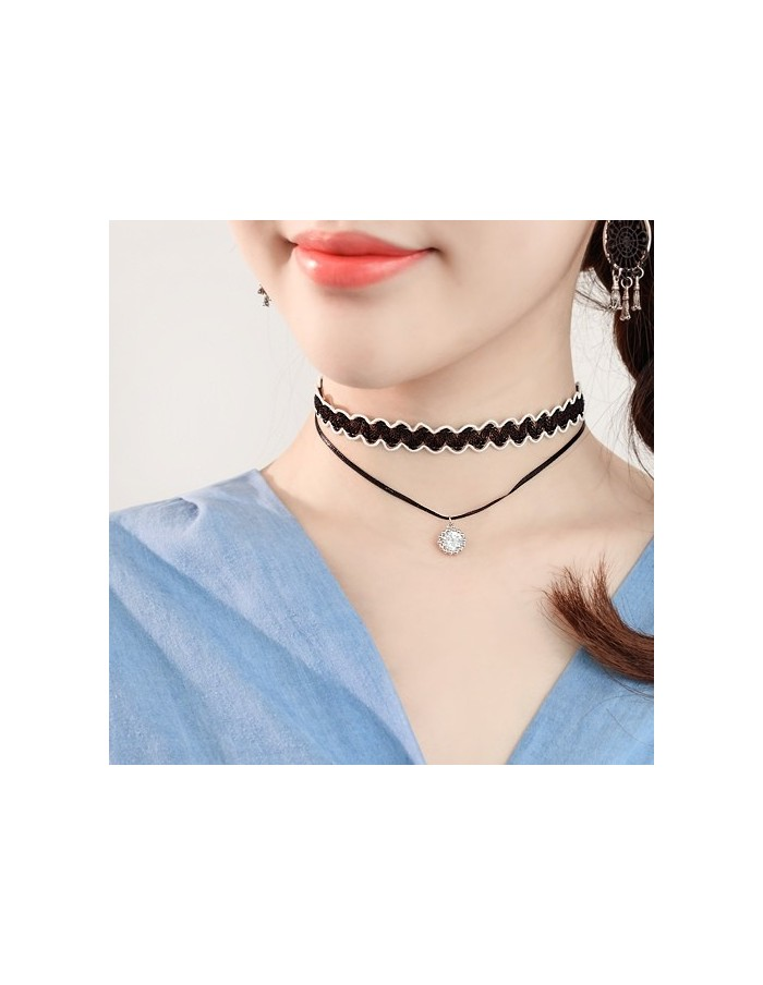 [AS317] SEWARD Necklace