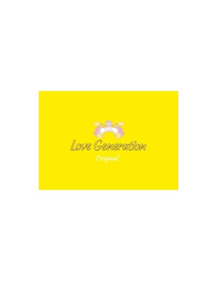 DIA LOVE GENERATION - 3rd Mini Album Unit (Original Ver) CD + Poster