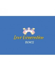 DIA LOVE GENERATION - 3rd Mini Album Unit (BCHCS Ver) CD + Poster