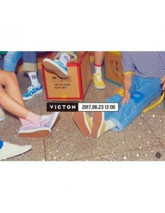 VICTON 3rd Mini Album CD + Poster