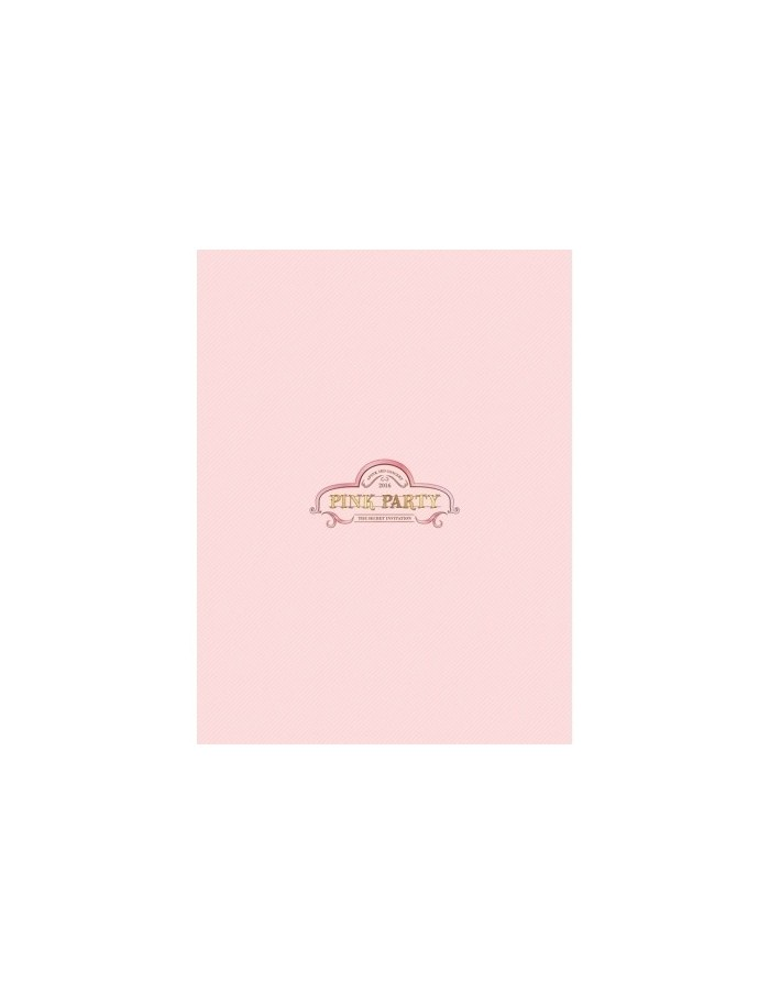 APINK 3rd Concert - PINK PARTY DVD (2 DISC)