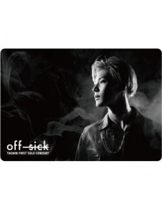 TAEMIN SHINEE - OFF SICK Concert Goods : Desk Mat