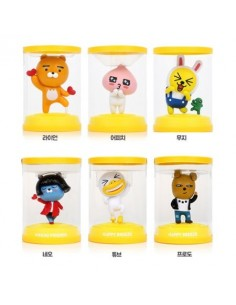 [ KAKAO FRIENDS ] HAPPY BREEZE X KAKAO FRIENDS : Figure Air freshener Ver.2 (6Kinds)