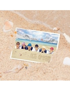 NCT DREAM - WE YOUNG 1st Mini Album CD + Poster