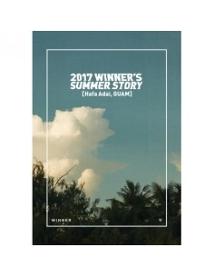 WINNER - 2017 WINNER'S SUMMER STORY[HAFA ADAI, GUAM] DVD + Photobook