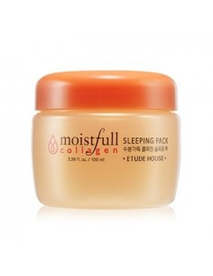 [ETUDE HOUSE] Collagen Moistfull Sleeping Pack 100ml