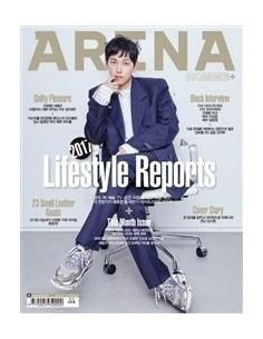 Magazine ARENA HOMME+ 2017-09 Lim Si Wan