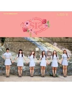 S.I.S 1st Single Album - 느낌이 와 CD + Poster
