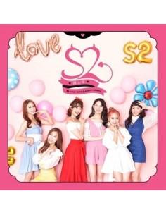 S2 1st Single Album - Honeya CD