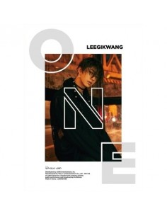 Lee Gi Kwang(HIGHLIGHT) 1st Mini Album - ONE CD + Poster