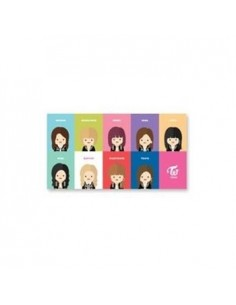 Character Towel [Pre-Order] - TWICE Character Pop-up Store Goods