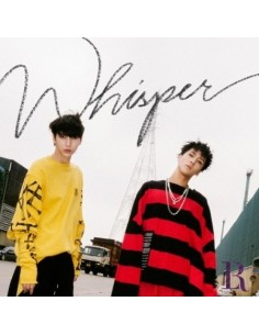 VIXX LR 2nd Mini Album - WHISPER CD + Poster