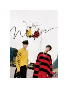 [Kihno Edition] VIXX LR 2nd Mini Album - WHISPER Kihno Card + Poster