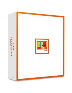 ZICO TELEVISION SPECIAL EDITION  CD + DVD [LIMITED Edition]