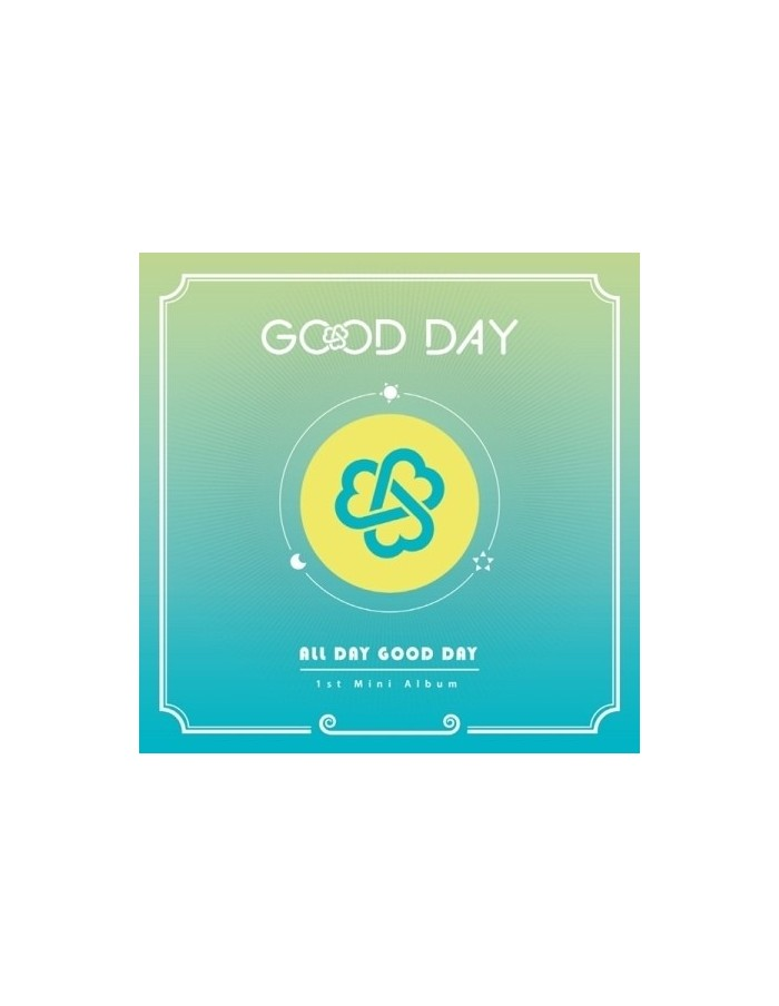 GOOD DAY 1st Mini Album - All Day Good Day CD