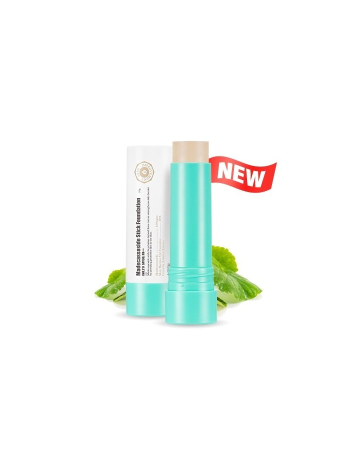 [APIEU] Madecassoside Stick Foundation SPF30, PA++ (2Colors)