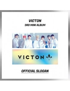 VICTON 3rd Mini Album Official Goods : Slogan [Pre-Order]