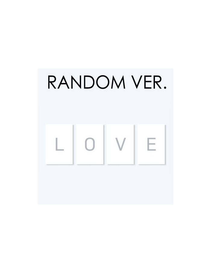 BTS - LOVE YOURSELF : 'Her' (Random Ver)CD + Poster