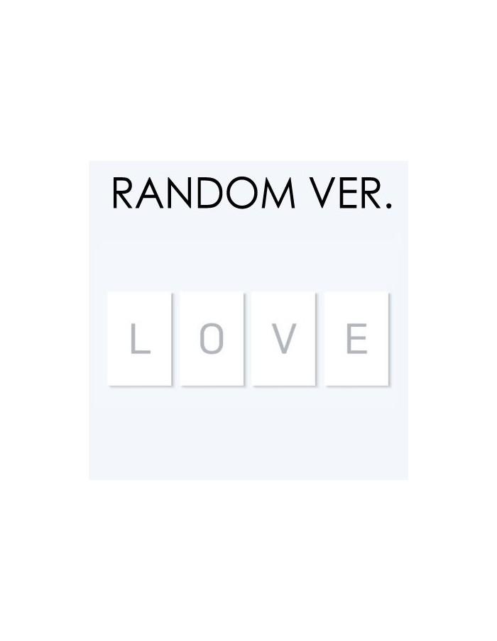 BTS - LOVE YOURSELF : 'Her' (Random Ver)CD + Poster