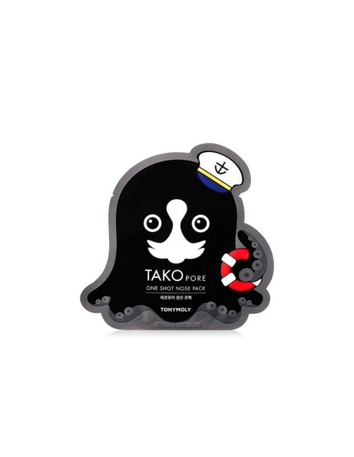 [TONYMOLY] TAKO Pore One shot Nose Pack 1.5g