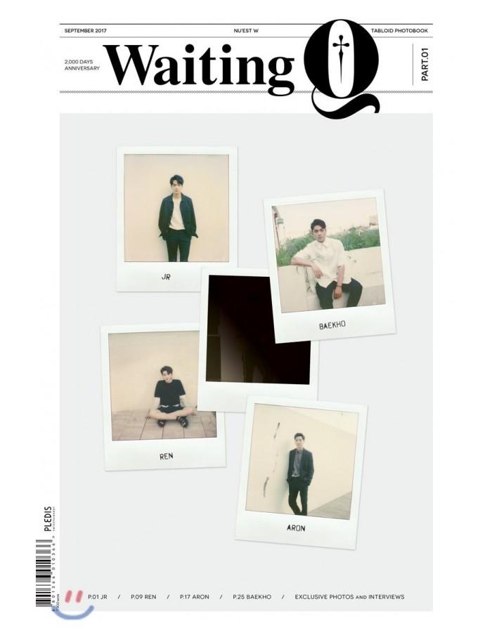 NUEST W - Watigin Q Photobook