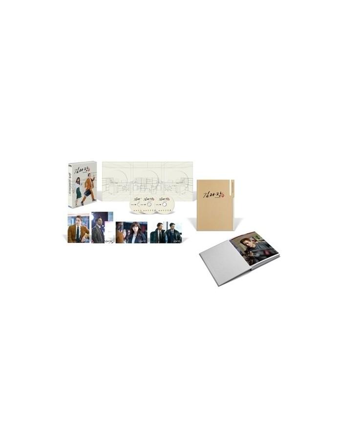 KBS Drama GOOD MANAGER Making DVD (3Disc )