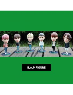 B.A.P CHARACTER FIGURE (KEY RING) [Pre-Order]