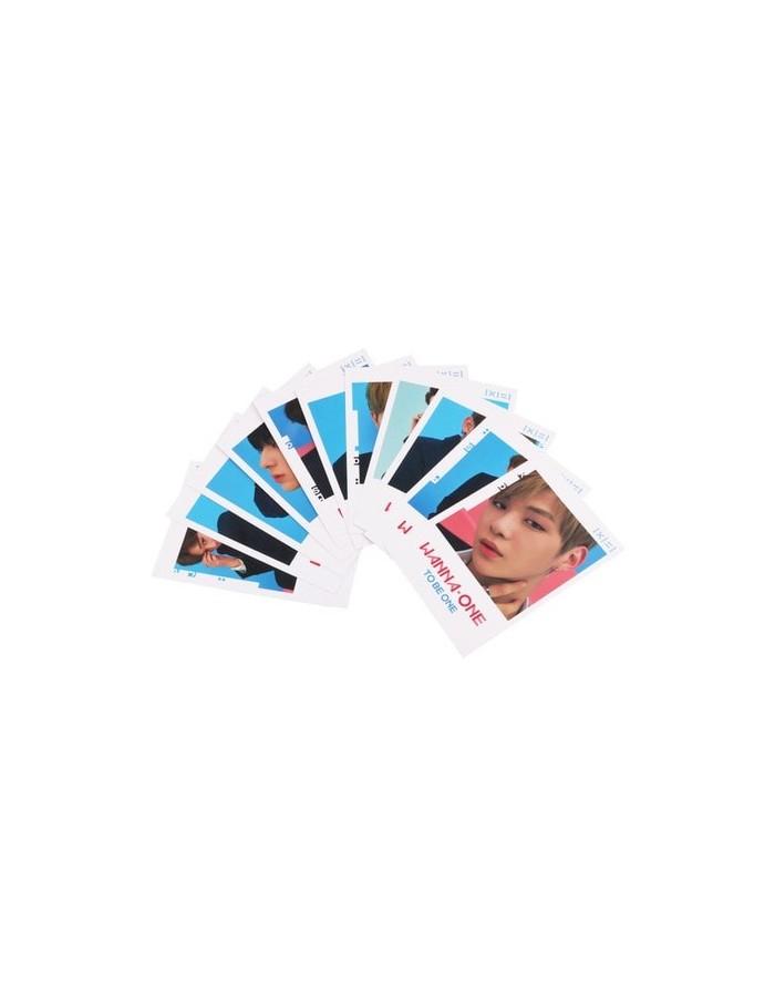 WANNA ONE Popup Store Goods : Postcard Set