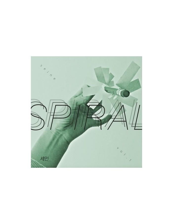 SEINE 1st Album - SPIRAL CD
