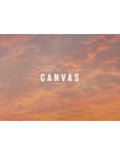 2PM JUNHO 1st Mini Album - CANVAS CD + Poster
