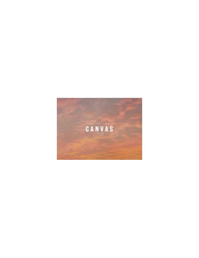 2PM JUNHO 1st Mini Album - CANVAS CD + Poster