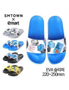 SM X Emart EXO Slipper (Blue)