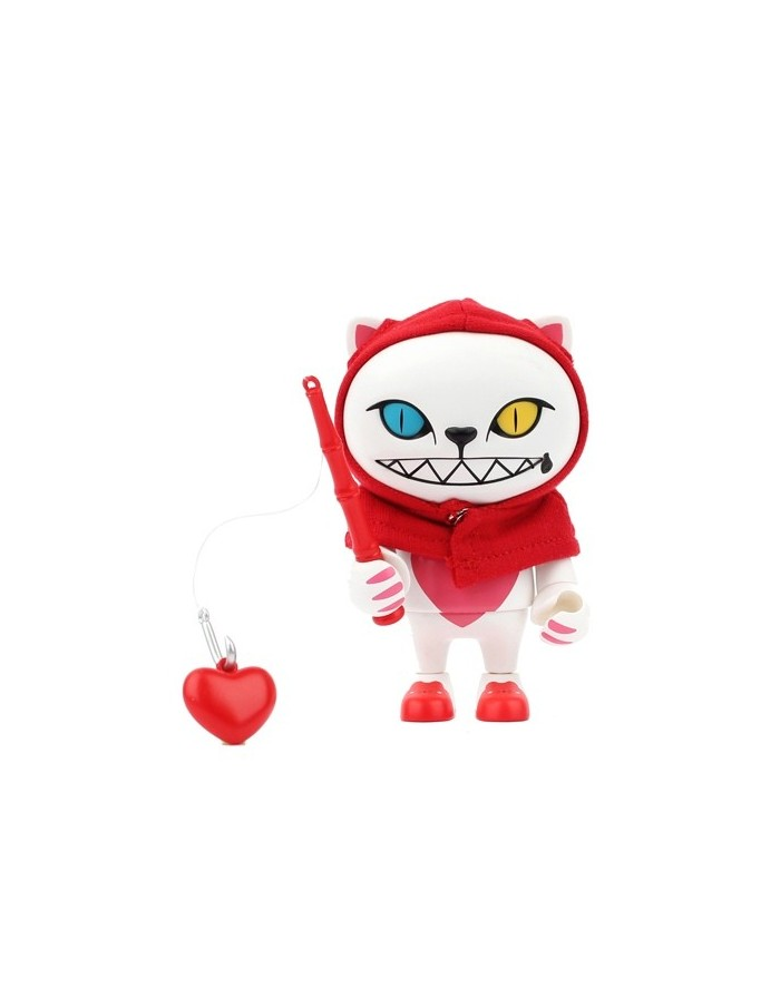 [SAKUN] A-ARTTOY LOVE CAT (MULTI)