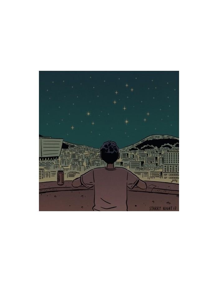 CRUCIAL STAR Mini Album - STARRYNIGHT'17 CD