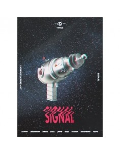 TWICE - SIGNALMONOGRAPH Photobook + Making DVD [Limited Edition]