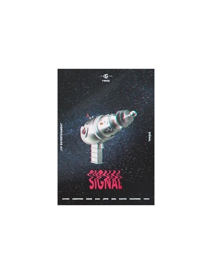 TWICE - SIGNALMONOGRAPH Photobook + Making DVD [Limited Edition]
