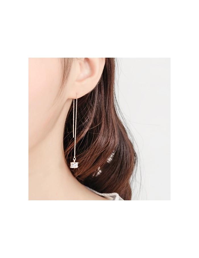 [AS325] Cadena earring