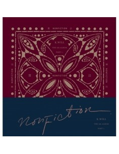 K.Will 4th Album - Part.1 [NONFICTION] CD + Poster