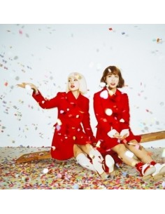 BOLBBALGAN4 Mini Album - RED DIARY PAGE.1 CD