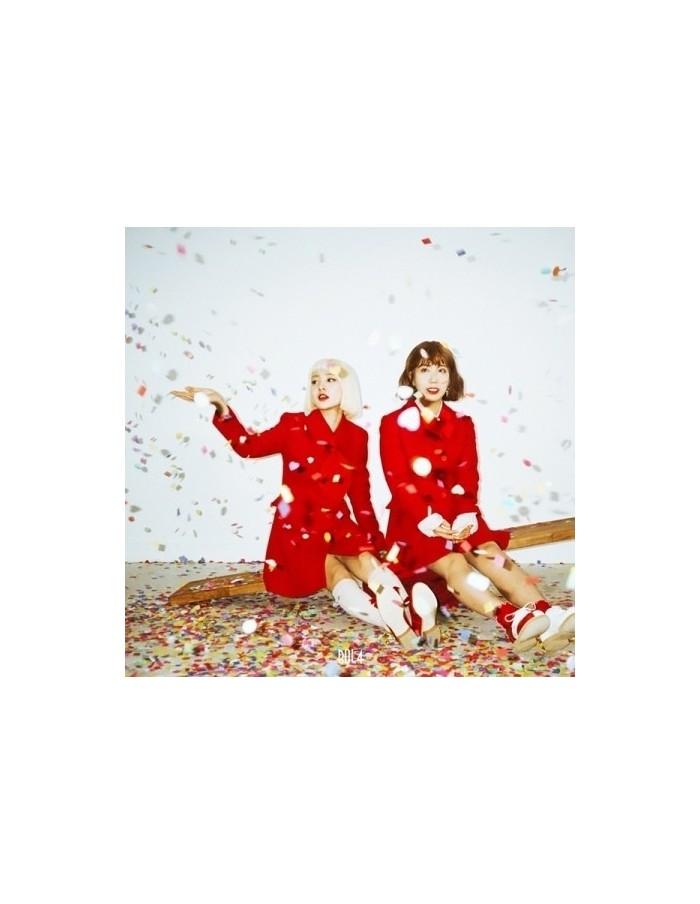 BOLBBALGAN4 Mini Album - RED DIARY PAGE.1 CD