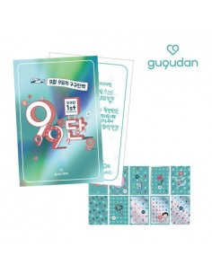 gugudan 1st Fanmeeting Goods : MESSAGE POSTCARD SET