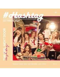 HASH TAG 1st Mini Album - THE GIRL NEXT DOOR CD