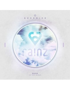RAINZ 1st Mini Album - SUNSHINE CD