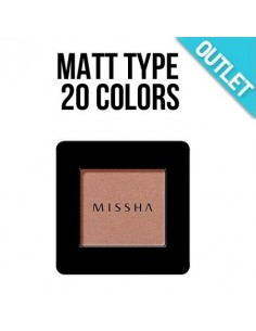 [ MISSHA ] Modern Shadow - MATT Version